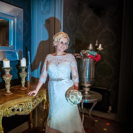 Bride Photography in Hotel